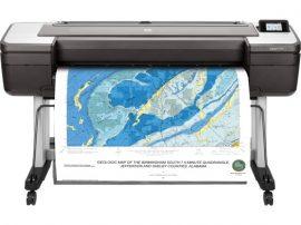 HP DesignJet T1700 44-in PostScript Printer (1VD87A)