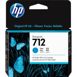 HP No. 712 Cyan patron (29 ml)