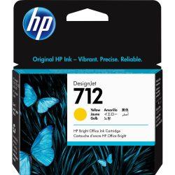 HP No. 712 Yellow patron (29 ml)