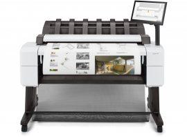 HP DesignJet T2600dr 36-in Multifunction Dual Roll PostScript Printer (3EK15A)