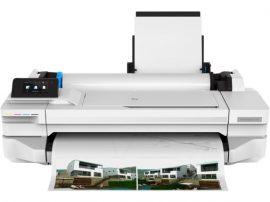 HP Designjet T125 A1+ Wi-Fi 24in színes tintasugaras nyomtató (5ZY57A)