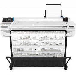 HP Designjet T525 36in színes tintasugaras nyomtató (5ZY61A)