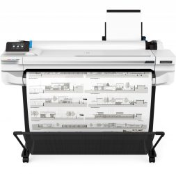 HP Designjet T530 36in színes tintasugaras nyomtató (5ZY62A)