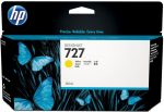 HP No. 727 Yellow tintapatron (130 ml)