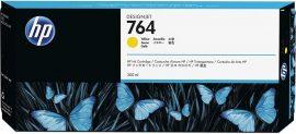 HP No. 764 Yellow tintapatron (300 ml)