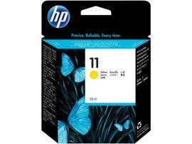 HP No. 11 Yellow patron (28ml)