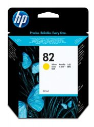 HP No. 82 Yellow patron (69ml)