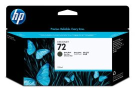 HP No. 72 Matte Black tintapatron (130ml)