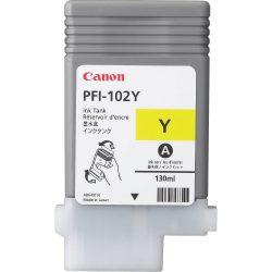 Canon PFI-102Y Yellow 130 ml