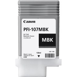 Canon PFI-107MBK Matte Black 130 ml