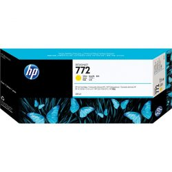 HP No. 772 Yellow tintapatron 300 ml