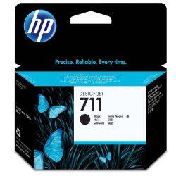 HP No. 711 Fekete patron (80 ml)