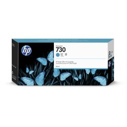 HP No. 730 Cyan tintapatron 300ml