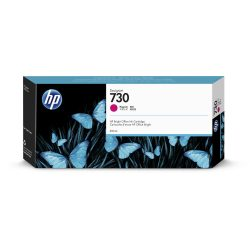 HP No. 730 Magenta tintapatron 300ml