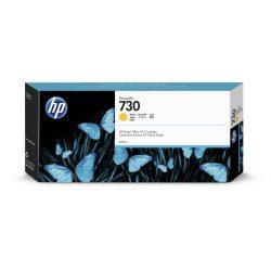 HP No. 730 Yellow tintapatron 300ml