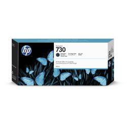 HP No. 730 Matte Black tintapatron 300ml