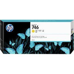 HP No. 746 Yellow tintapatron 300ml