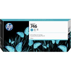 HP No. 746 Cyan tintapatron 300ml