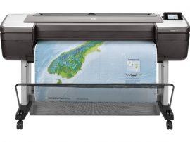 HP DesignJet T1700dr 44-in PostScript Printer (1VD88A)