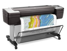 HP DesignJet T1700dr 44-in Printer (W6B56A)