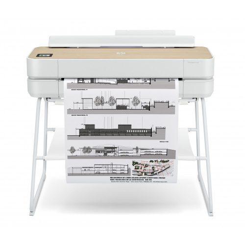 HP DesignJet Studio Wood 24in A1 nyomtató (5HB12A)