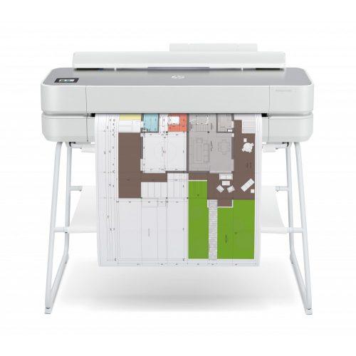 HP DesignJet Studio Steel 24in A1 nyomtató (5HB12C)