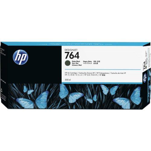 HP No. 764 Matte Black tintapatron (300 ml)