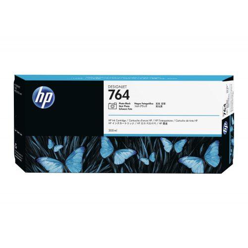 HP No. 764 Photo Black tintapatron (300 ml)