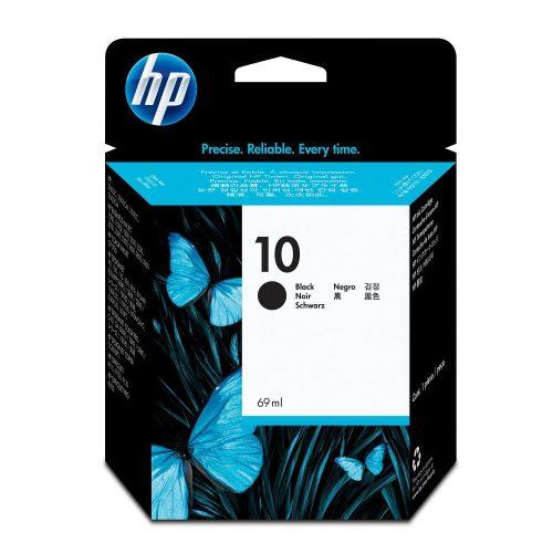 HP No. 10 Fekete patron (69 ml)