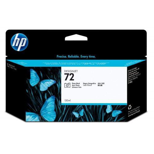HP No. 72 Photo Black tintapatron (130ml)