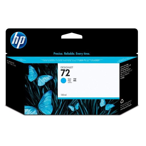 HP No. 72 Cyan tintapatron (130ml)