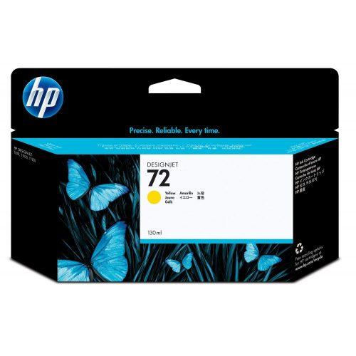 HP No. 72 Yellow tintapatron (130ml)