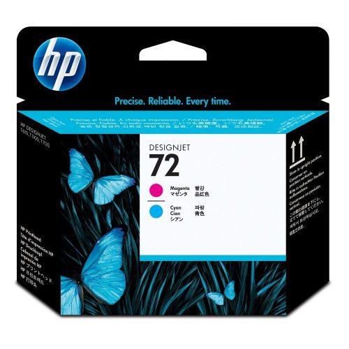 HP No. 72 Magenta and Cyan nyomtatófej