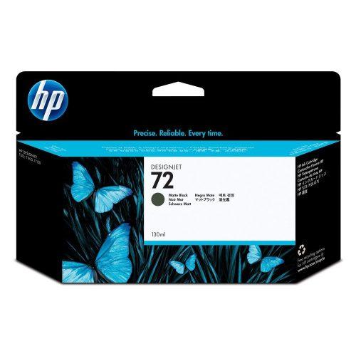 HP No. 72 Matte Black tintapatron (130ml)