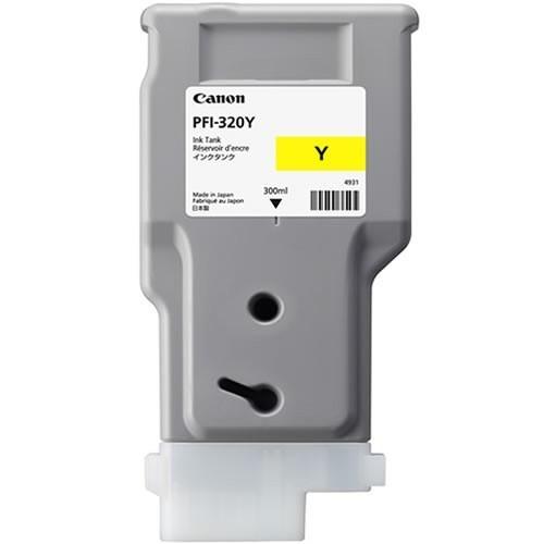 Canon PFI-320Y Yellow 300 ml