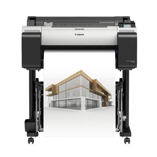 Canon imagePROGRAF TM-205 beépített HDD-vel