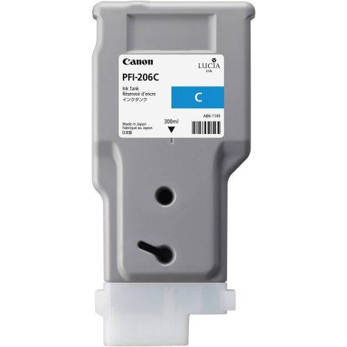 Canon PFI-206C Cyan 300 ml