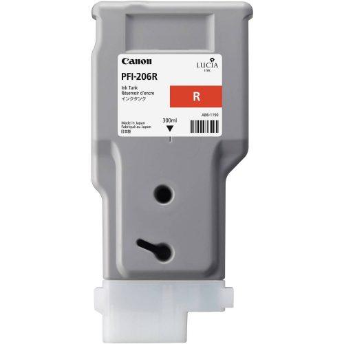 Canon PFI-206R Red 300 ml
