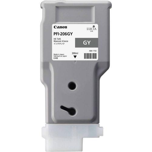 Canon PFI-206GY Grey 300 ml