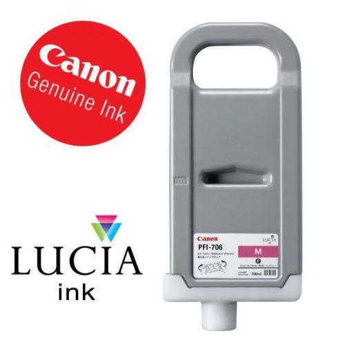 Canon PFI-706M Magenta 700 ml