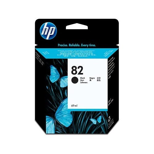 HP No. 82 Fekete patron (69ml)