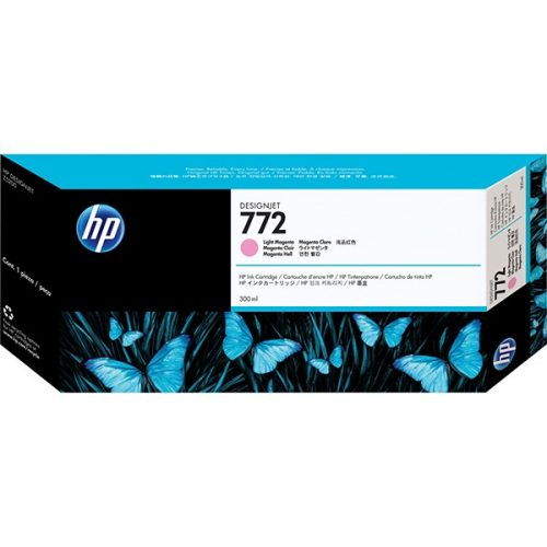 HP No. 772 Light Magenta tintapatron 300 ml