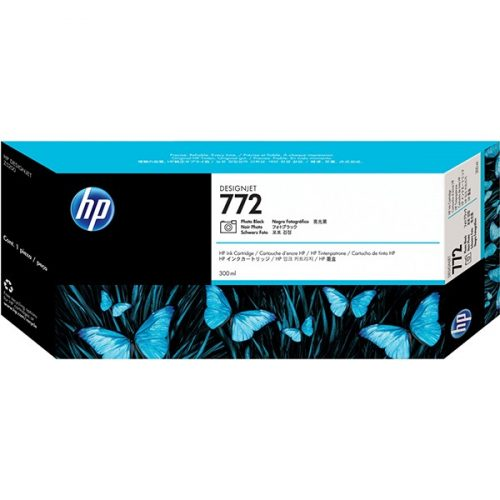 HP No. 772 Photo Black tintapatron 300 ml