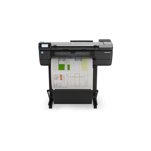 HP DesignJet T830 24-in színes, tintasugaras multifunkciós nyomtató (F9A28D)
