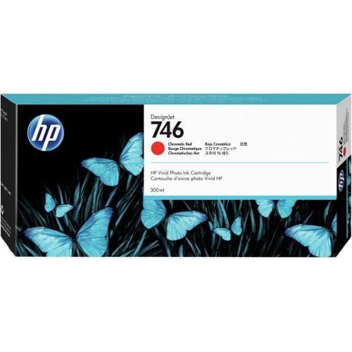 HP No. 746 Chromatic Red tintapatron 300ml